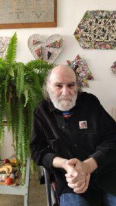 Moshe Gordon Paper Artist